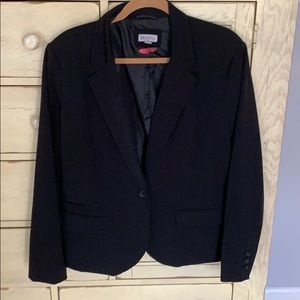 Merona size 18 lined blazer